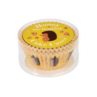 Cupcake Vormpjes Honey Hedgehog - 50 stuks
