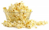 Popcorn pakket 100 porties - Zout