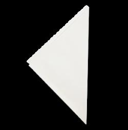 Witte puntzakken