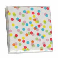 Servetten Confetti - 20 stuks